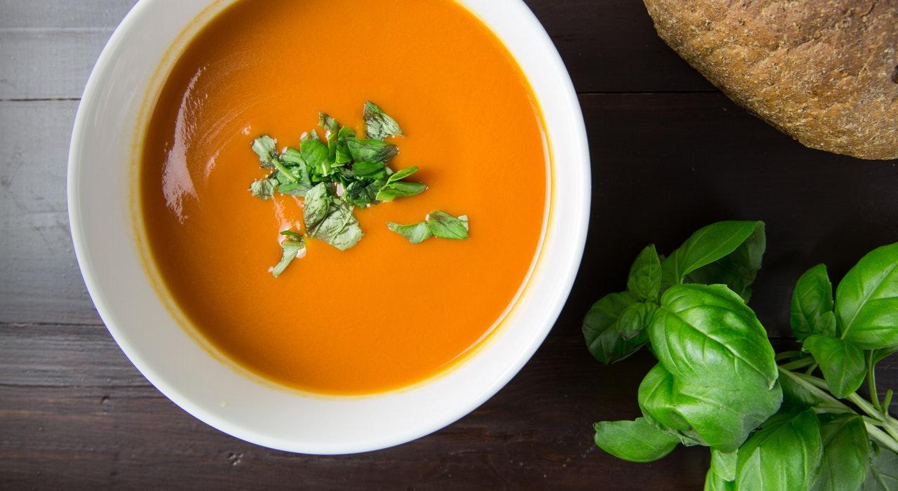 Vegane Suppen